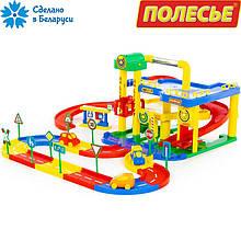 Ігровий набір Полісся гараж №1 з дорогою (37831)