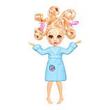 Набор с куклой Failfix Total Makeover Школьница, фото 2