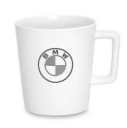 Оригинальная кружка BMW Colour Logo Mug, White, артикул 80232466202