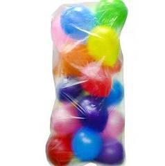 Пакет для надутых шаров без печати (вместимость 20 шт)