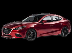 Авточехлы для Mazda (Мазда) 3 III (BM) 2013-2019
