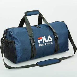 Сумка для спортзала Fila 806 (полиэстер, размер 52х28х23 см)