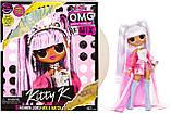 Лялька LOL OMG Remix Kitty K з музикою 25 сюрпризів., фото 2