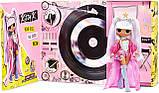 Лялька LOL OMG Remix Kitty K з музикою 25 сюрпризів., фото 5