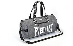 Сумка для спортзала Everlast 0155 (полиэстер, размер 50х25х25 см)