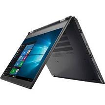 Ноутбук Lenovo ThinkPad Yoga 370-Intel Core i5-7300U-2,7GHz-4Gb-DDR4-128Gb-SSD-W13,3-Touch-IPS-FHD-Web-(B)-, фото 2