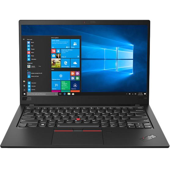 Ноутбук Lenovo ThinkPad X1 Carbon-Intel Core i5-5200U-2.2GHz-4Gb-DDR3-180Gb-SSD-W14-FHD-Web-(C)- Б/У