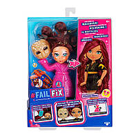 Набор с куклой Failfix Total Makeover Гламурная Крошка