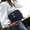 Компактная женская сумка Бэмби + Подарок женский кошелек / Сумка Бемби (23x20x10 см), фото 7