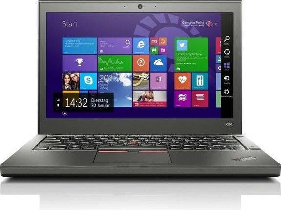 Ноутбук Lenovo ThinkPad X240-Intel-Core-i5-4300U-1,9GHz-4Gb-DDR3-180Gb-SSD-W12.5-Web+батерея-(B)- Б/У, фото 2