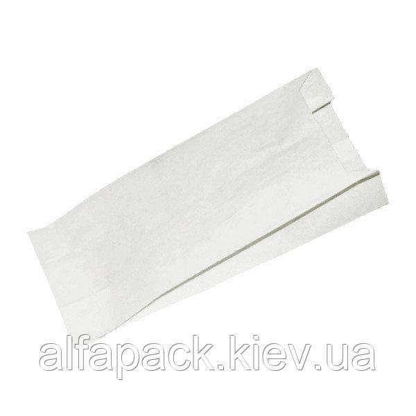 Пакет саше белый 270х140х50, упаковка 1000 шт.