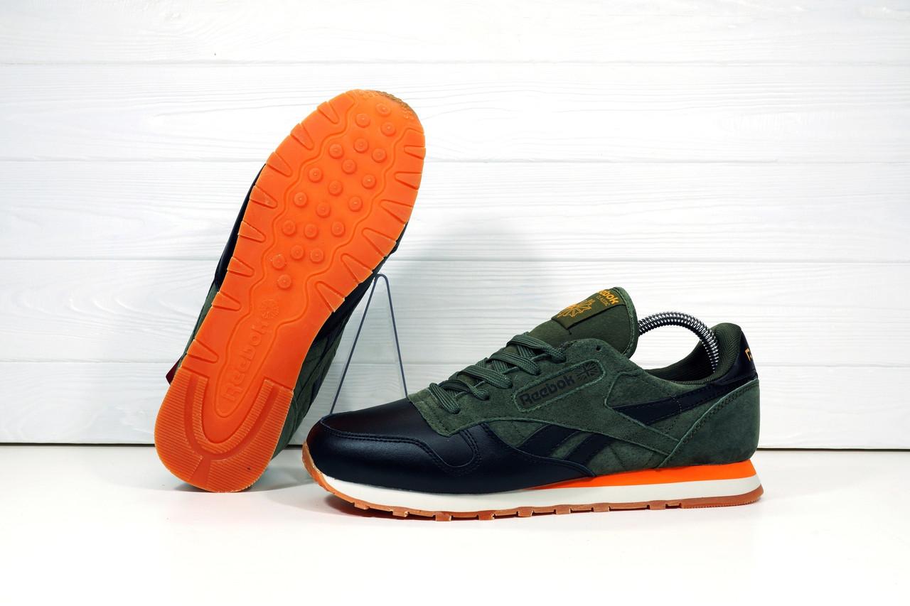 Кросівки чоловічі зимові Reebok Classic