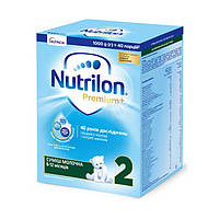 Суміш молочна Nutrilon 2 Premium+, 6+, 1000г