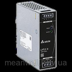 DRL-24V240W1EN Блок питания на Din-рейку Delta Electronics 24В, 10A / аналог Mean well NDR-240-24