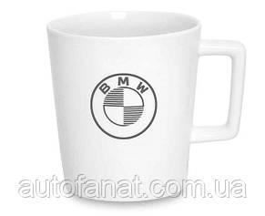 Кружка BMW Colour Logo Mug, керамическая оригинальная белая  (80232466202)