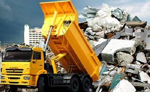 Демонтажні роботи. Вивіз будівельного сміття