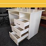 Письменный стол ОСП - 2, фото 4