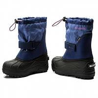 Зимние детские ботинки Columbia Waterproof BC1326-593 EU 29 (17cm)