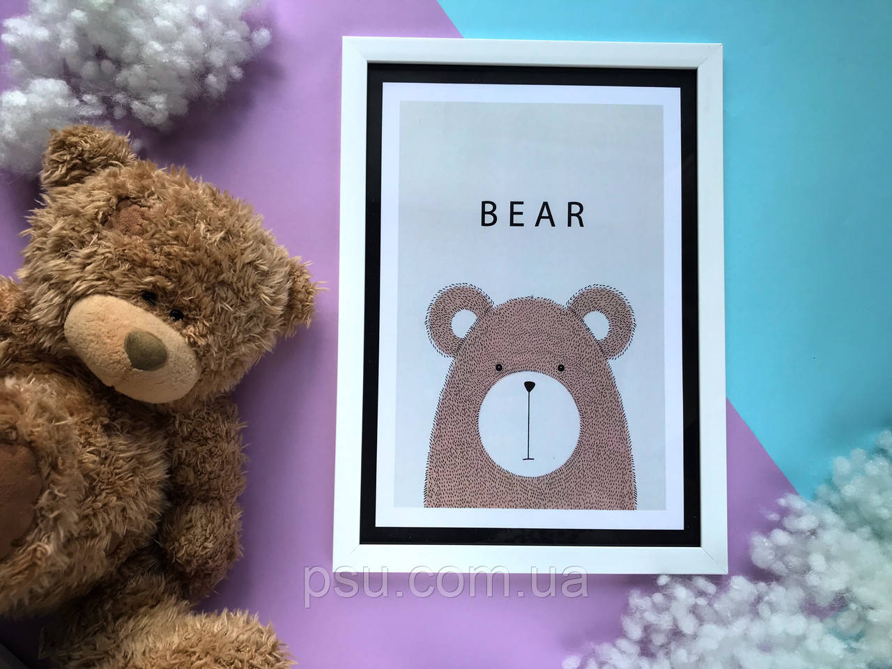"""Постер """"Bear"""""""