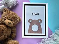 """Постер """"Bear"""", фото 1"""