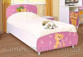 Кровать Мишки (Мульти)