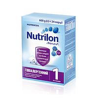 Суміш молочна Nutrilon 1 з Pronuta+ Гіпоалергенний, 0+, 600г