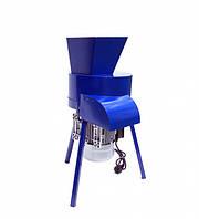 Электрическая траворезка (сичькарня) с двигателем 2.5 КВТ 350 кг\час Cоломорезка