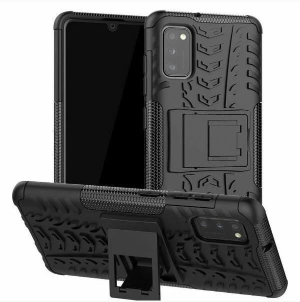 Чехол Armor для Samsung Galalxy A41 2020 / A415F Противоударный (разные цвета)