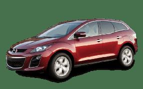 Авточехлы для Mazda (Мазда) CX-7 2006-2012