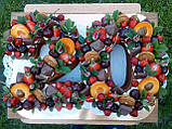 Формочка-вырубка для торта- цифры - Каждая цифра это две разделенных вырубки, фото 5