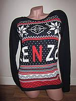 Женский свитшот с принтом KENZO, фото 1