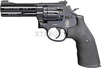 """Пневматический револьвер Smith&Wesson Mod. 586, 4"""""""