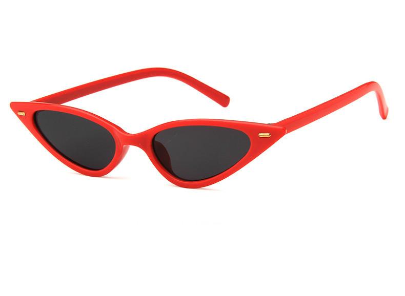 Ультрамодные солнцезащитные очки лисички
