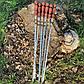 Шампур 40см з заклепкою 1шт, фото 3