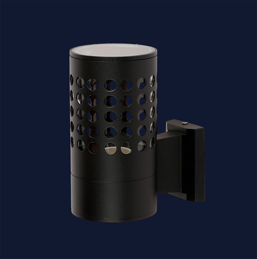 Уличный черный светильник 923LYH01-1 BK