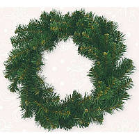 Венок декоративный Yes Fun Рождественский без украшений мини d-17,5см (903570)