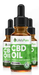 Pure CBD Oil (Пьюр СБД Оил) - капли для здоровья суставов