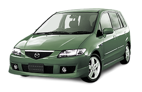Авточохли для Mazda (Мазда) Premacy 1999-2005