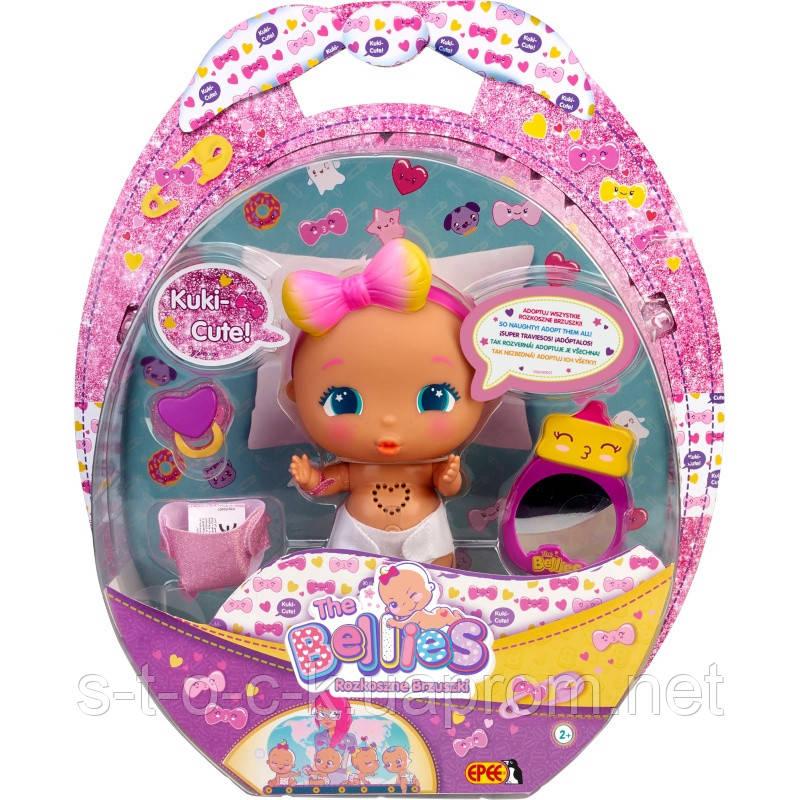 Кукла  Bellies Sweet Crunches - Смешные животики Нони-Но 03940. ТМ Epee