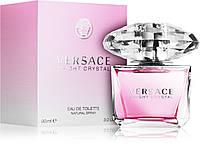 Женская туалетная вода Versace Bright Crystal EDT 90ml парфюм духи Версаче Брайт Кристал