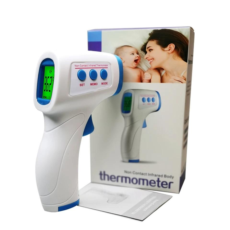 Термометр бесконтактный инфракрасный медицинский FHT - 1