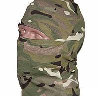 Шапка маска балаклава, подшлемник летний Мультикам