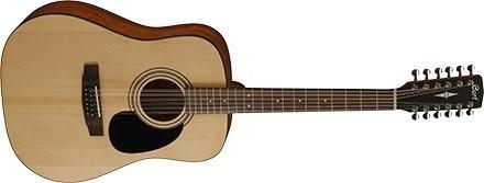 Акустична гітара CORT AD810-12 (Open Pore)