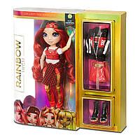 Кукла Rainbow high Руби с аксессуарами