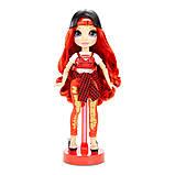 Кукла Rainbow high Руби с аксессуарами, фото 3