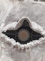 """Респиратор стандарт противовирусный угольный """"Carbon Pro-V"""" ffp2 N95 Химия Сварка максимальная защита"""
