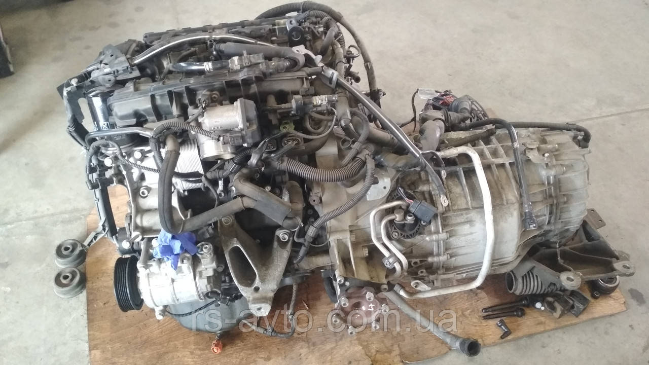 Двигатель  на Audi, Skoda и Seat - Вариатор  2.0л бензин 2007- CAE  под разборку