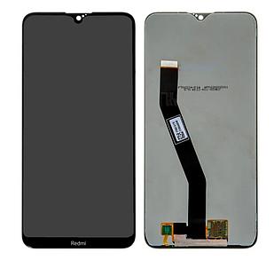 Модуль для Xiaomi Redmi 8, Redmi 8A, черный, дисплей + сенсор