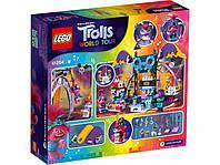 Lego Trolls 41254  Концерт в городе Рок-на-Вулкане, фото 1