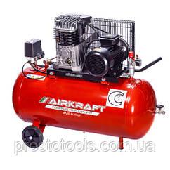 Компрессор поршневой с ременным приводом  AIRKRAFT AK100-360M-220-ITALY